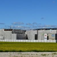 岐阜市保育園新築工事設計施工サポート全景