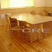 オリジナル会議机